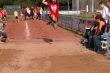 Der erste 6m-Sprung an unserer Schule. Der neue Schulrekord wird aufgestellt