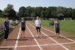 Die 4 schnellsten Mädchen bei den Bundesjugendspielen