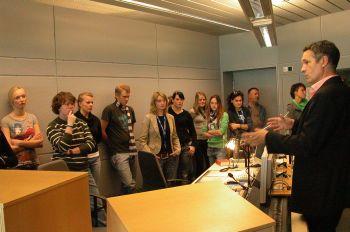 Deutsche Welle Bonn- Besuch im Studio